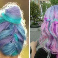 Tendência | Cabelos coloridos