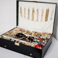 Organizando as bijoux